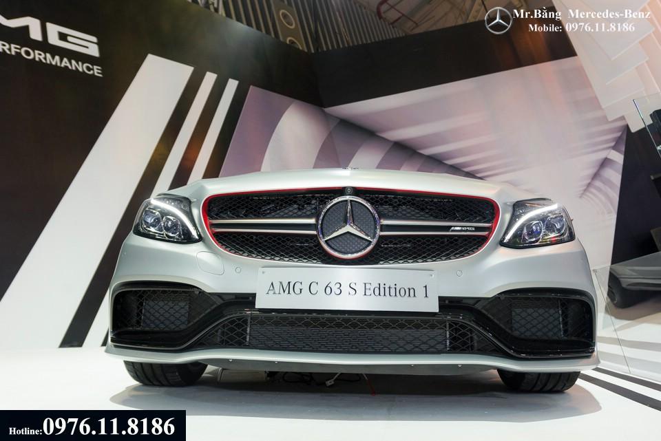 MERCEDES-AMG C63 / C63S/ C63 EDITION 1