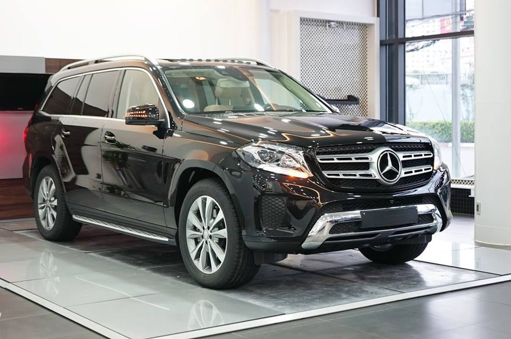 MERCEDES-BENZ GLS 400 4MATIC 2017 (1)
