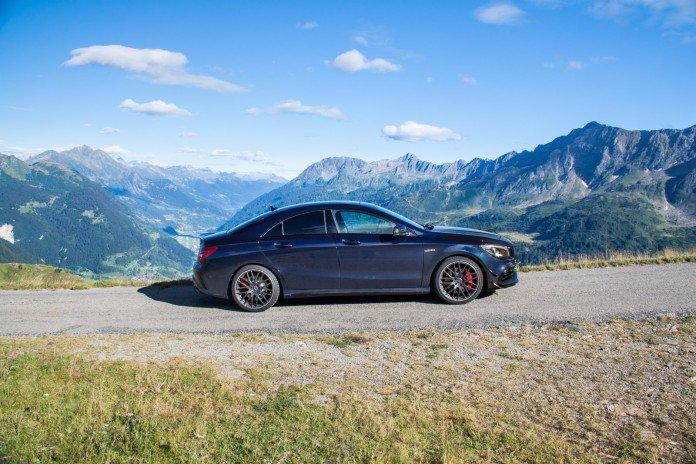Mercedes-AMG CLA 45 4Matic 2017