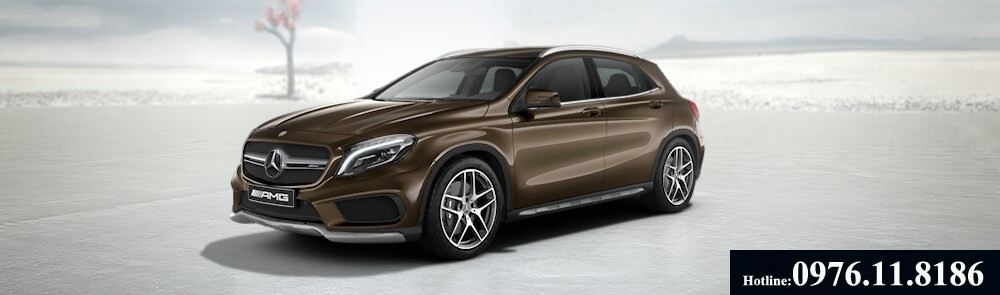 Mercedes-AMG GLA 45 4Matic 2017 (12)