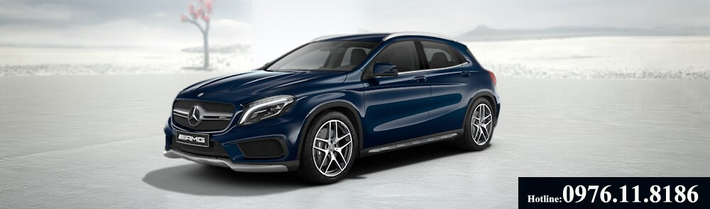 Mercedes-AMG GLA 45 4Matic 2017 (13)