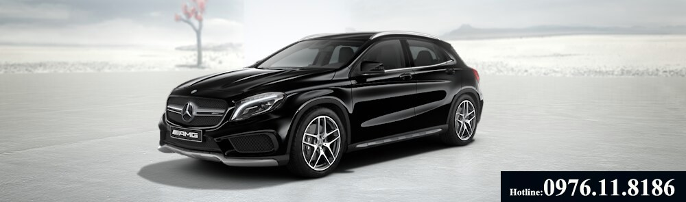 Mercedes-AMG GLA 45 4Matic 2017 (6)