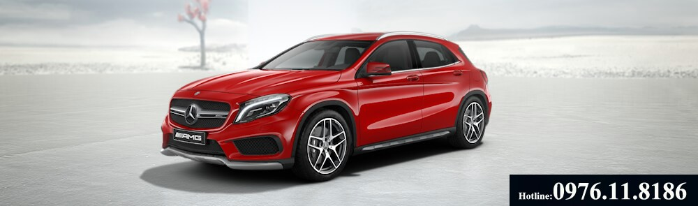 Mercedes-AMG GLA 45 4Matic 2017 (7)
