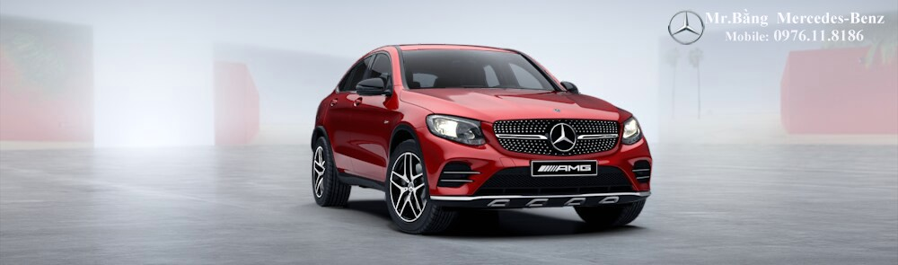 Mercedes-AMG GLC 43 4MAtic Coupe 2017 viet nam (9)