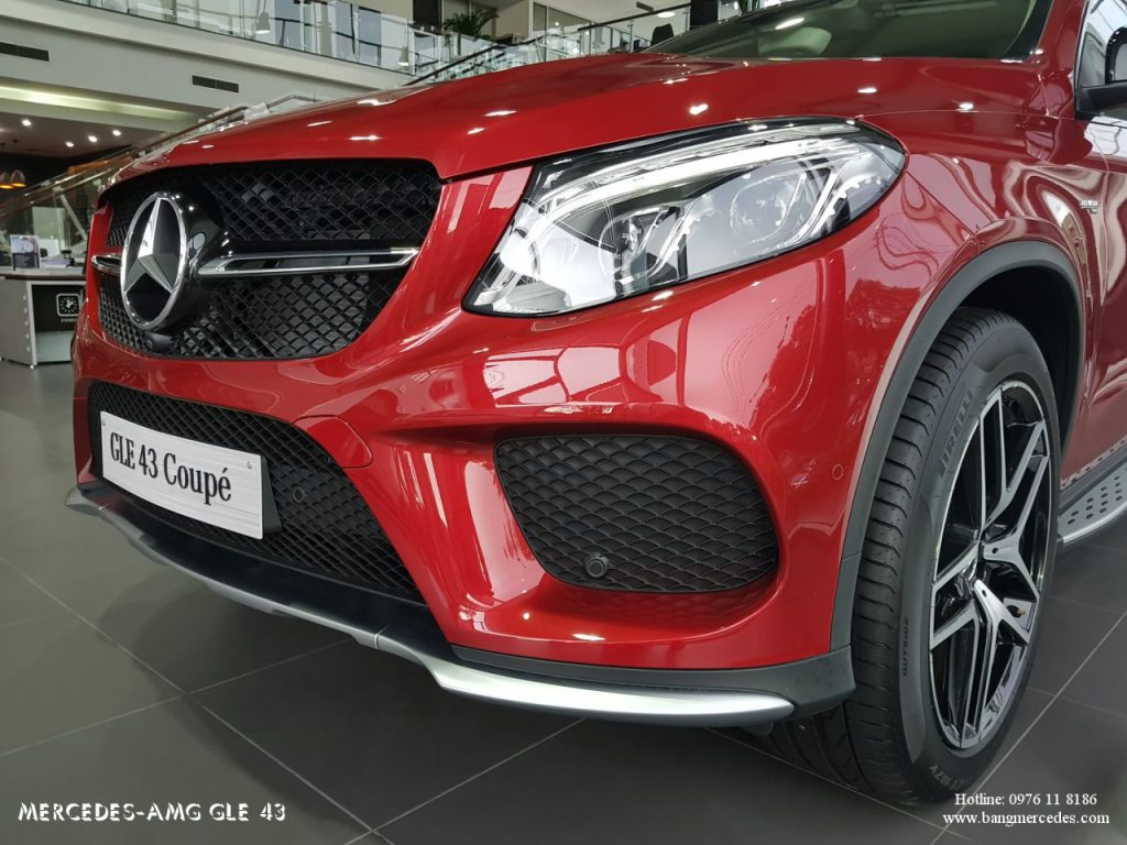 Mercedes-AMG GLE 43 4Matic 2018 2019 bangmercedes-com (2)