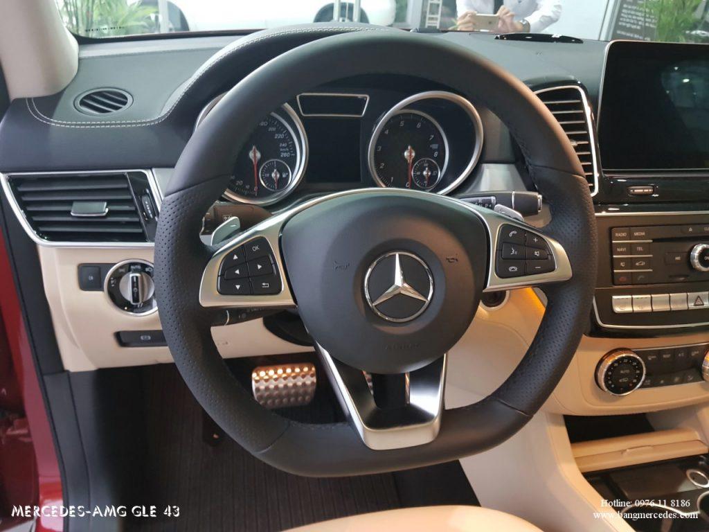 Mercedes-AMG GLE 43 4Matic 2018 2019 bangmercedes-com (5)