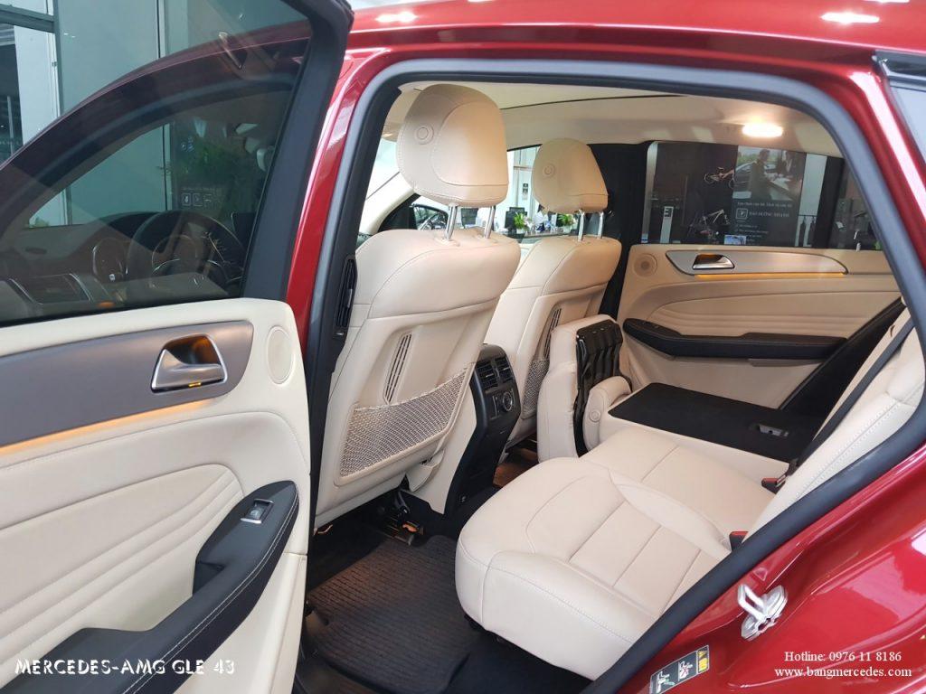 Mercedes-AMG GLE 43 4Matic 2018 2019 bangmercedes-com (6)