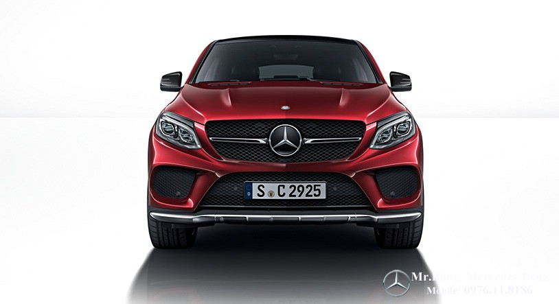 Mercedes-AMG GLE 43 4Matic Coupe 2017 (1)