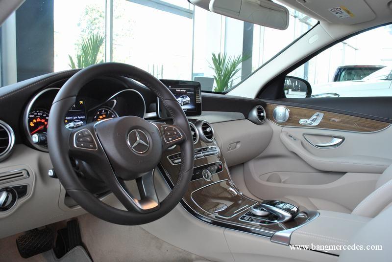 Mercedes C250 Exclusive 2017 (16)