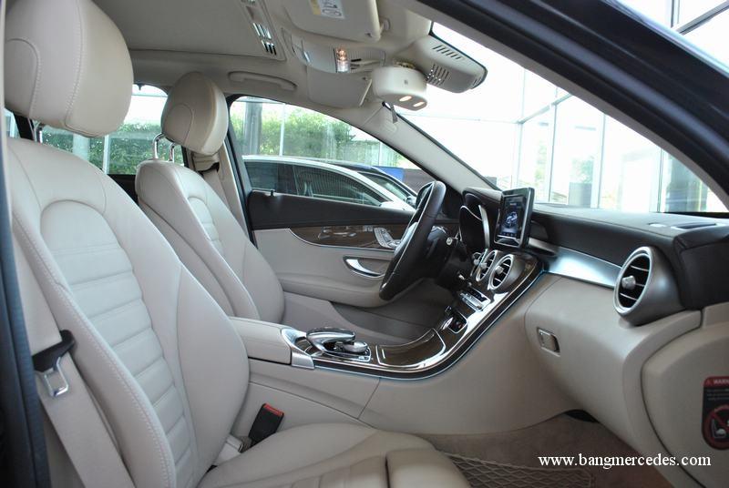 Mercedes C250 Exclusive 2017 (8)