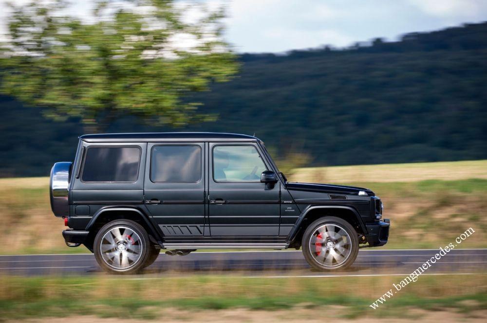Mercedes G500 Edition 35 2017 (3)