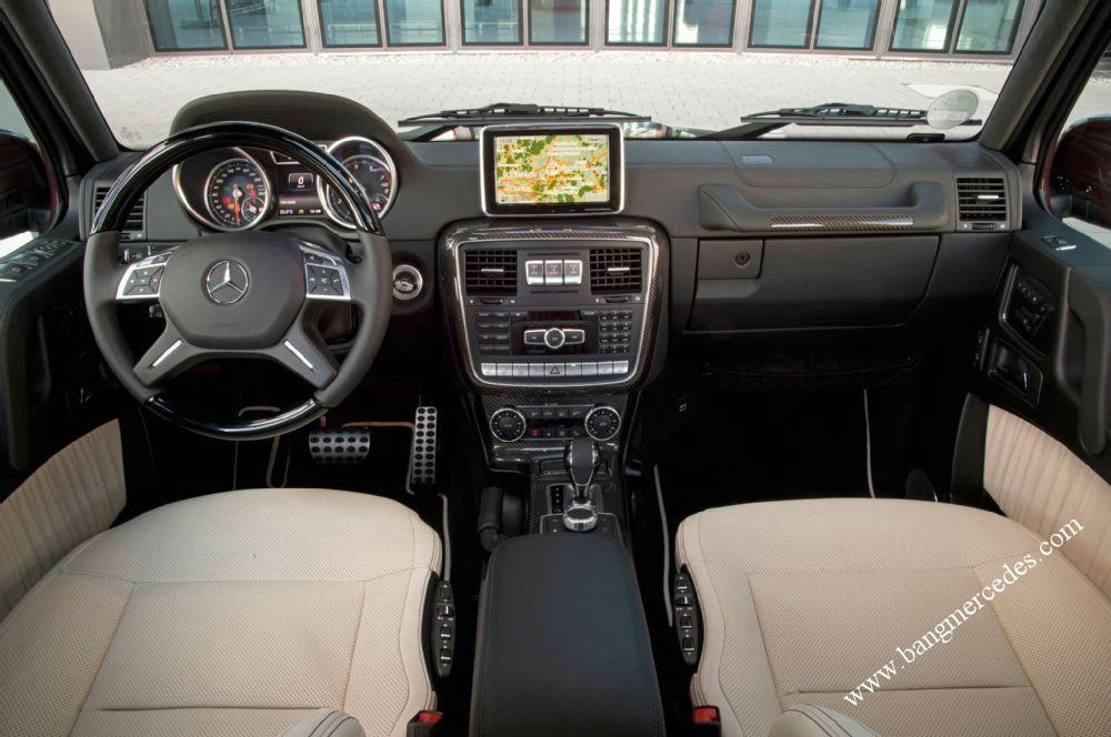 Mercedes G500 Edition 35 2017 (1)