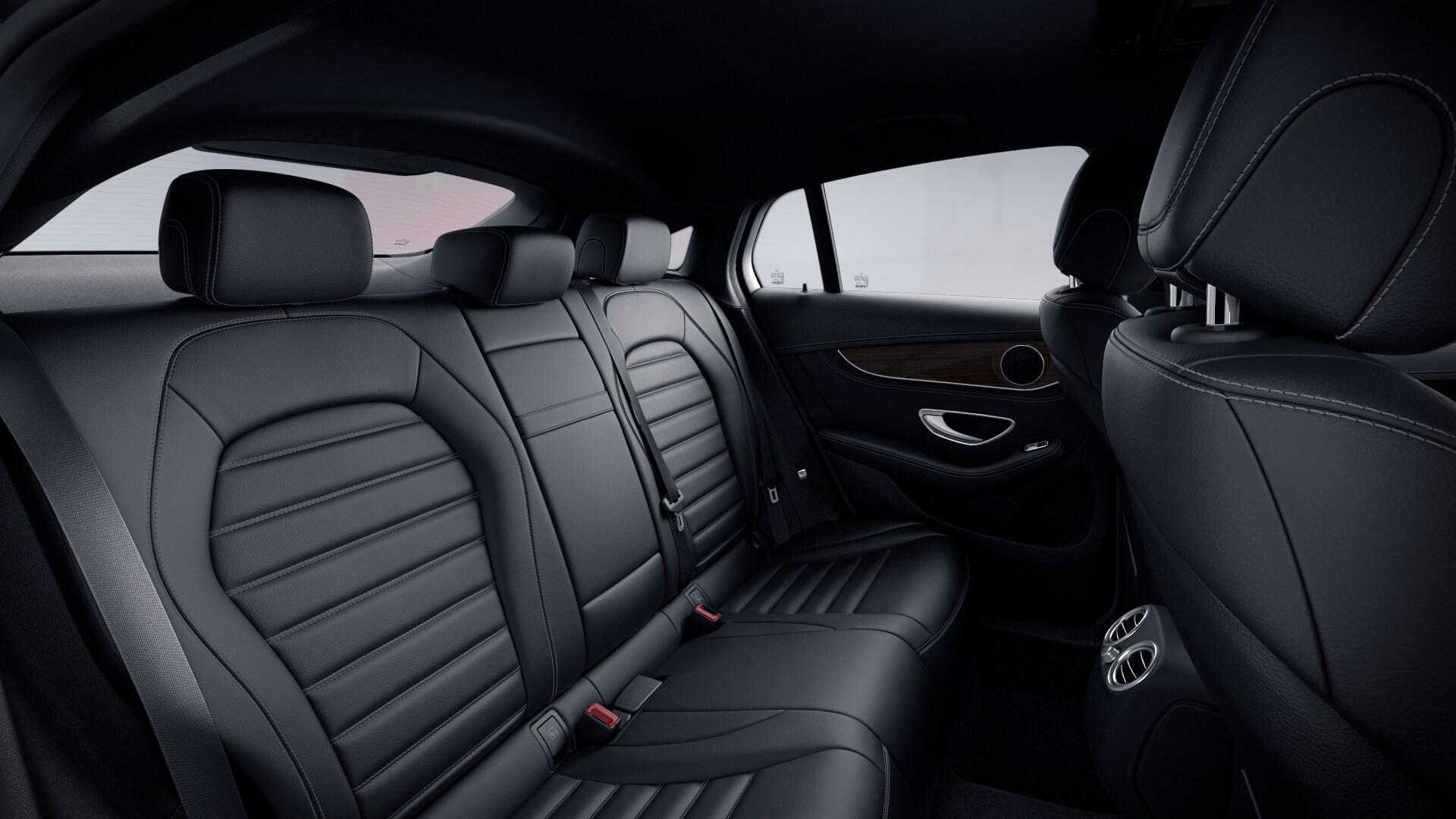 Mercedes GLC 300 Coupe 4Matic 2017 2018 (1)