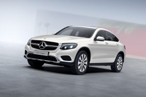 Mercedes GLC 300 Coupe 4Matic 2017 2018 (9)