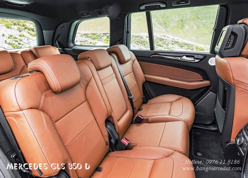 Mercedes GLS 350
