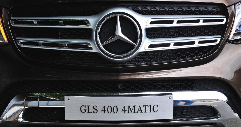 Mercedes GLS 400 2018 2019 (2)