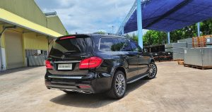 Mercedes GLS 500 4Matic 2017