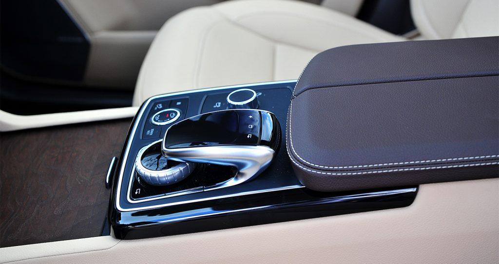 Mercedes GLS 500 4Matic 2017