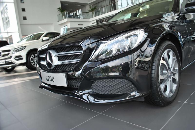 Mercedes C200 2017
