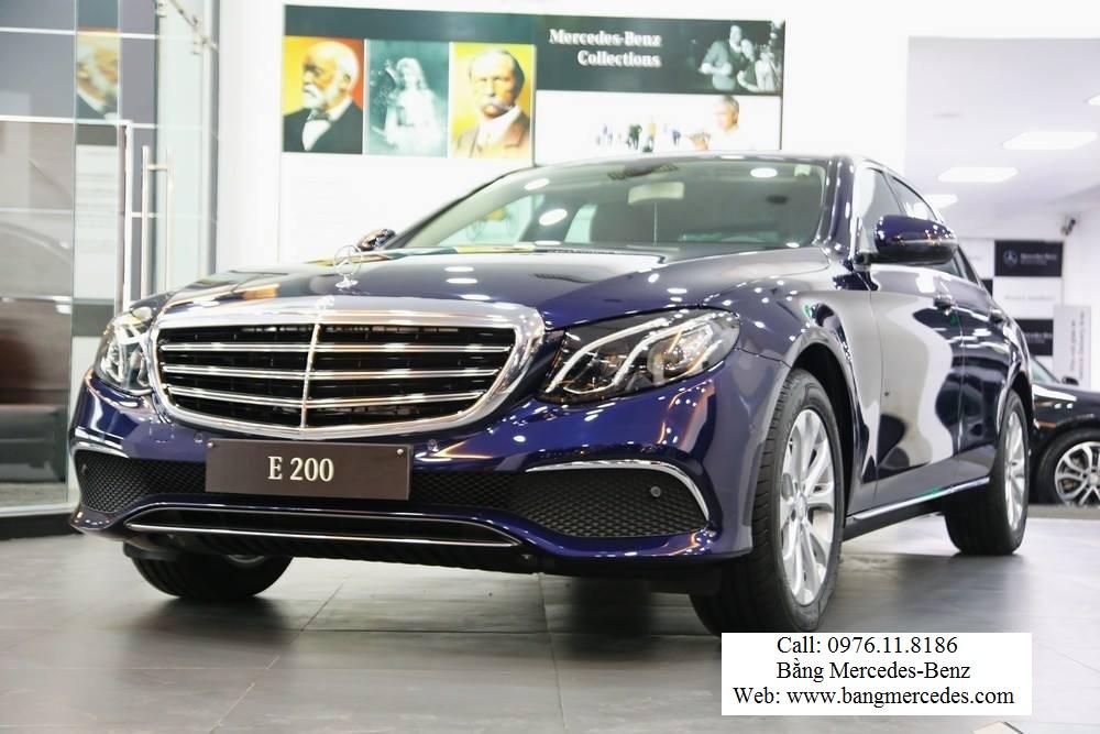[ Lào Cai ] Mua xe Mercedes E200 được nhiều ưu đãi tốt nhat (1)