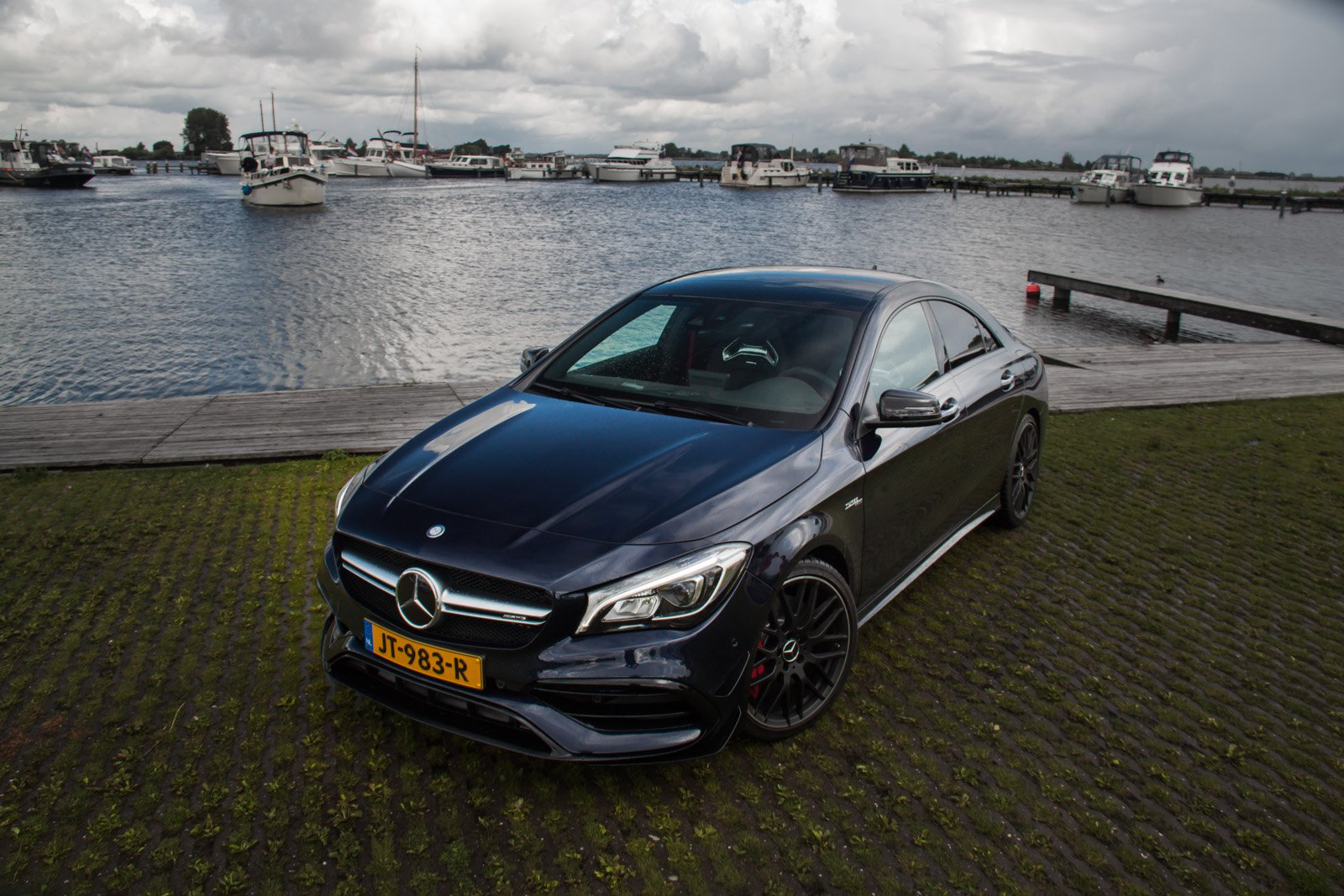 Mercedes-AMG CLA 45 4Matic 2017