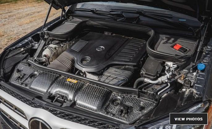 Mercedes-Benz GLS 2021 có những bước chuyển mình ấn tượng