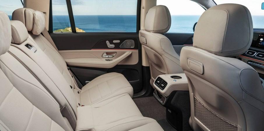 Mercedes GLS 2021 ra mắt tại châu Âu với hai tùy chọn động cơ diesel, giá khởi điểm 85.923 €