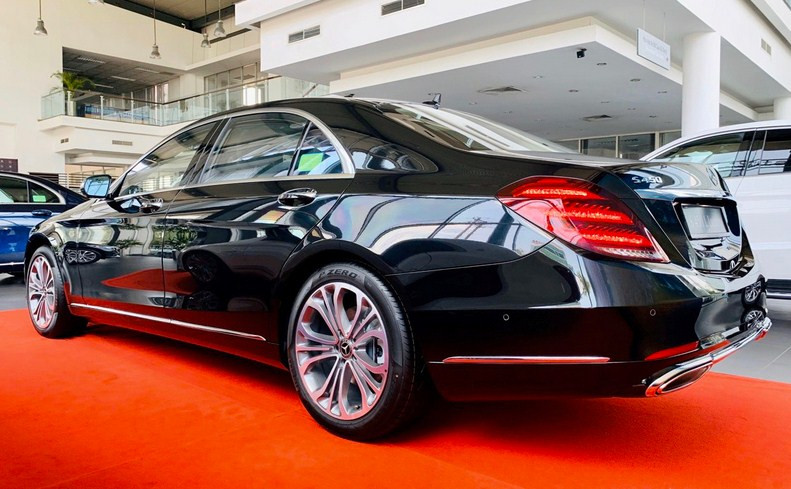 Mercedes S450 Luxury