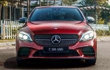 Mercedes C300 AMG